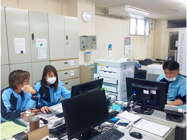 北ガスサービス(株)お客様サービス部 業務グループ