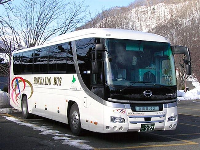 大阪バスグループ 北海道バス株式会社・札幌バス株式会社