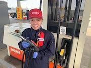 西日本フリート株式会社 275号線江別角山給油所