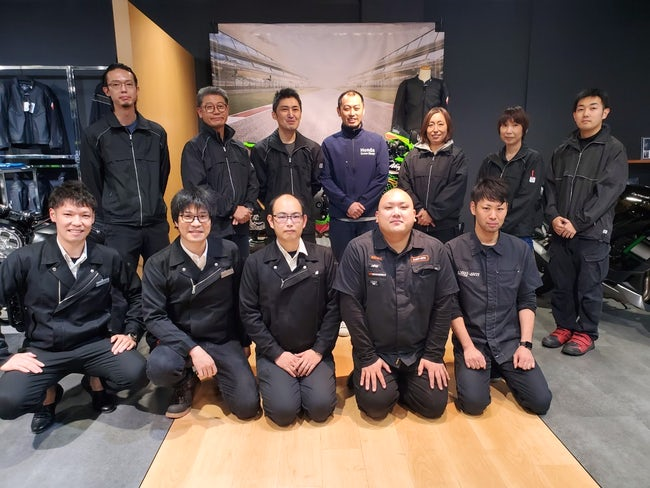 イーグルモーターサイクル・カワサキプラザ札幌白石