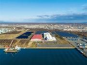 北海道丸一鋼管株式会社 苫小牧工場