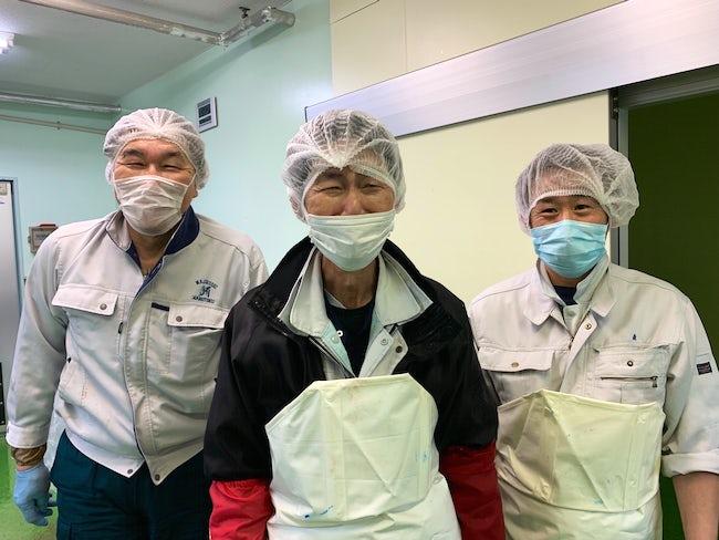 (株)ま印水産 札幌営業所