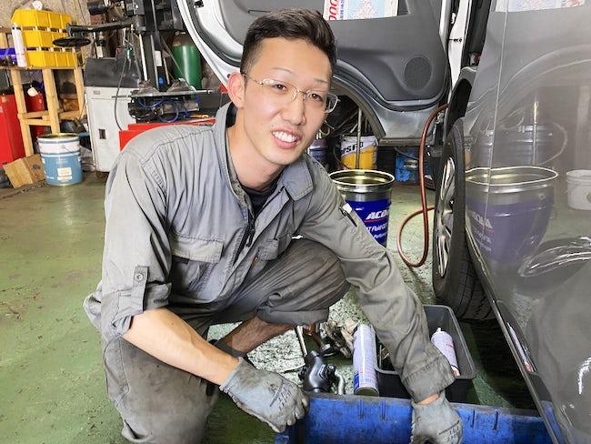 ヤナガワ自動車株式会社 白石営業所