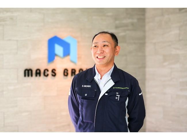 株式会社マック設備計画 代表取締役 森木俊如
